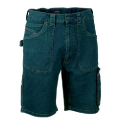 Bermuda Jeans Havana Colore...