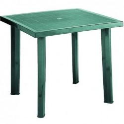 Tavolo Resina Verde Fiocco