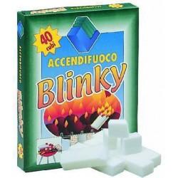 Accendifuoco Blinky 40 Cubi