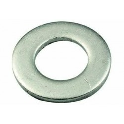 Rondelle Inox A2 mm.8 pz.500